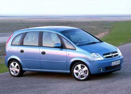 Opel Meriva: Ein Van-artiger Fünfsitzer
