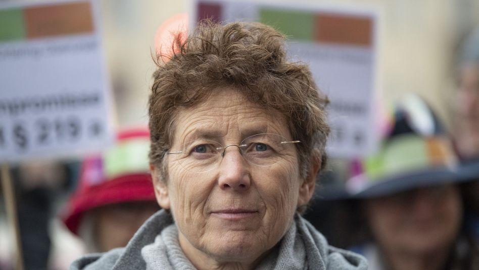 Kristina Hänel hält Paragraf 219a für verfassungswidrig