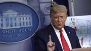 Trump sagt Nominierungsparteitag in Florida ab
