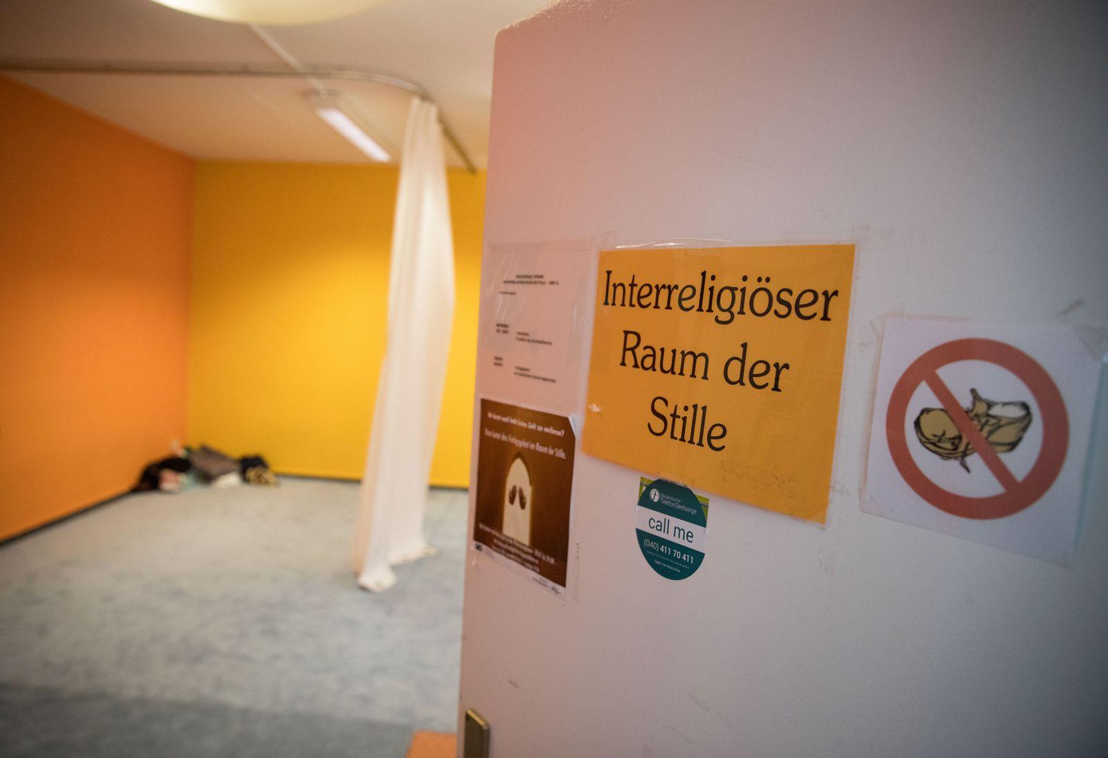 Verhaltenskodex zur Religionsausübung an Uni Hamburg