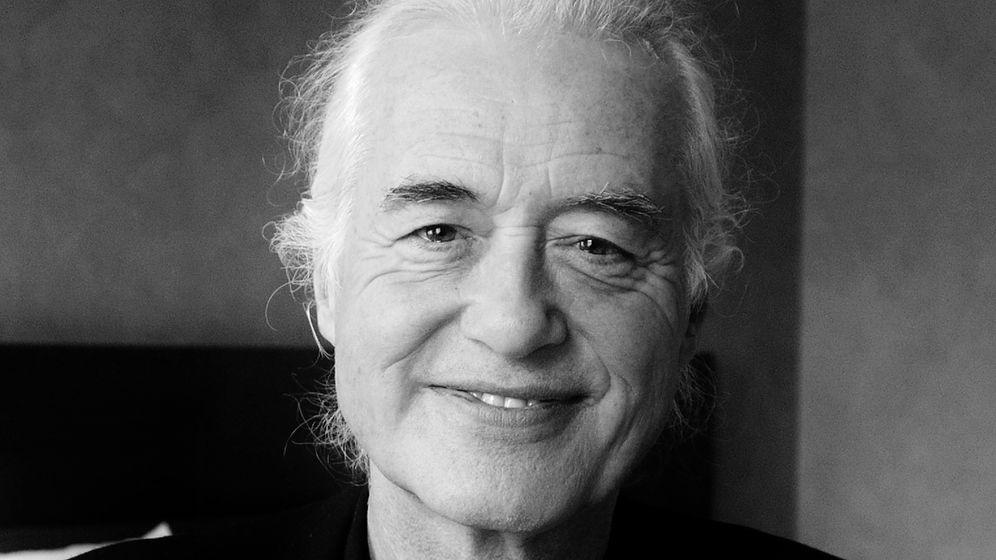 Jimmy Page im Interview: Whole Lotta Zeppelin