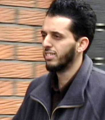 Vor Gericht: Mounir al-Motassadeq