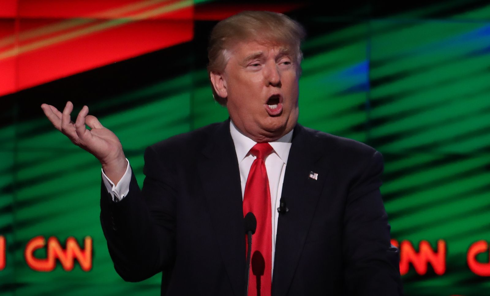 Donald Trump US-Vorwahl