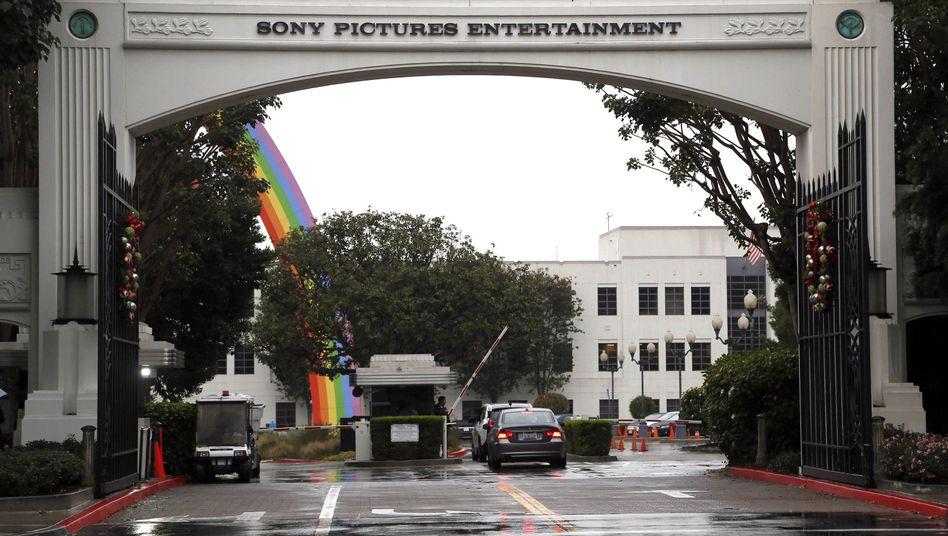 Zentrale von Sony Pictures Entertainment in Culver City: E-Mails von Spitzenmanagern veröffentlicht