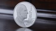 Neue Fünf-Pfund-Münze erinnert an Prinz Philip