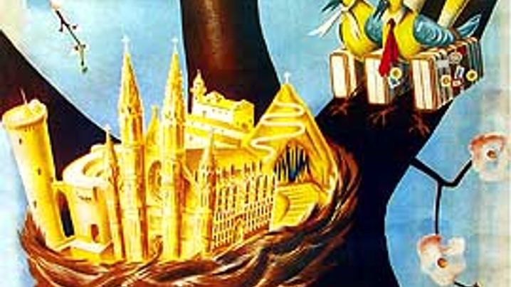 Poster: Mallorca der letzten 100 Jahre
