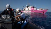Banksy sponsert Schiff für Seenotrettung