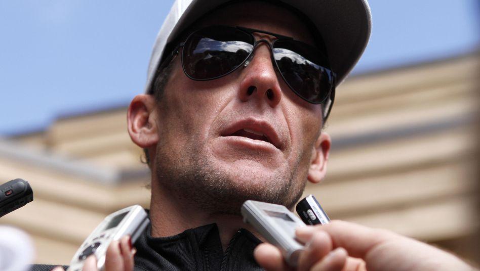 Ex-Radstar Armstrong: Schaden möglichst gering halten
