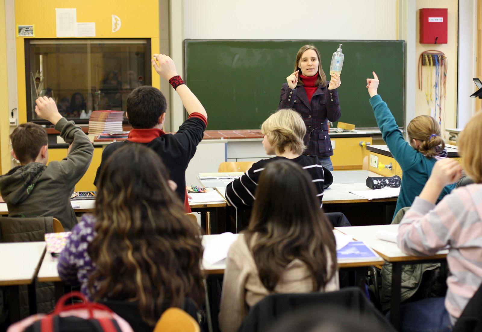 Schüler / Schulklasse