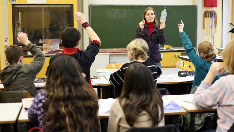 """Schulklasse in Hannover: """"Du wirst hart arbeiten müssen"""""""