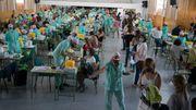 Insgesamt fast 500.000 Corona-Fälle in Spanien