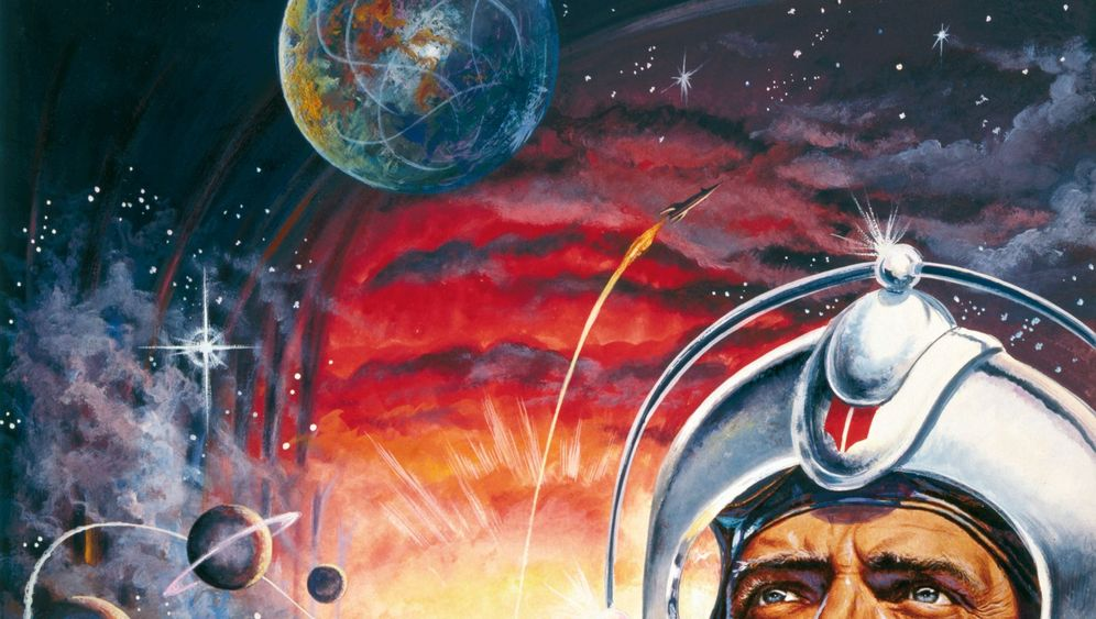 "50 Jahre ""Perry Rhodan"": Opa from Outer Space"
