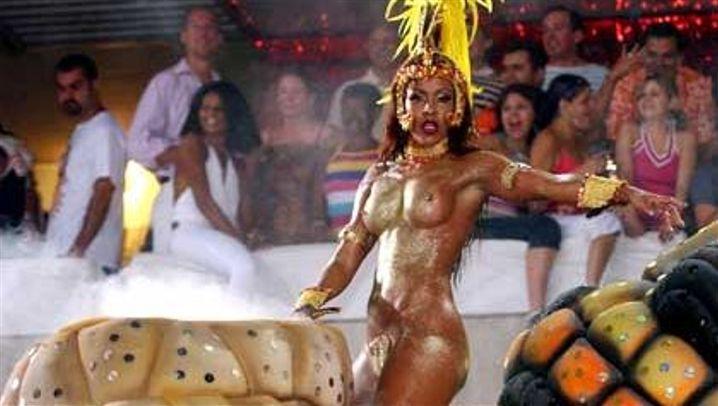 Carnaval in Rio: Explosion der Sinnlichkeit