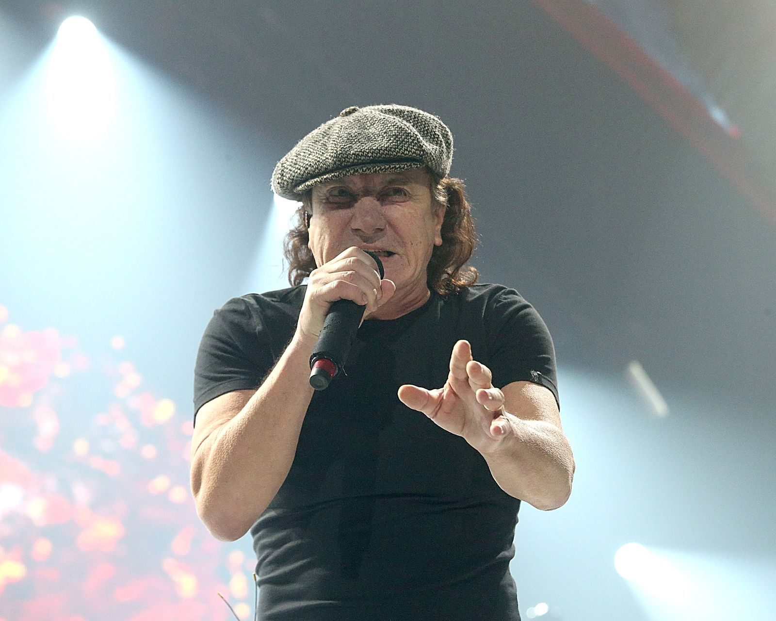 AC/DC Performs At Toyota Center