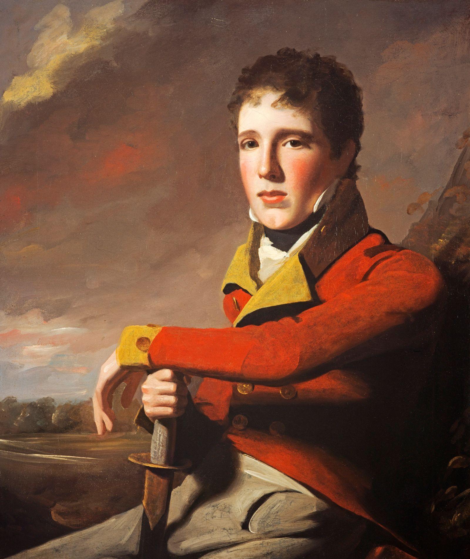 Gregor MacGregor, 1786 - 1845. Adventurer