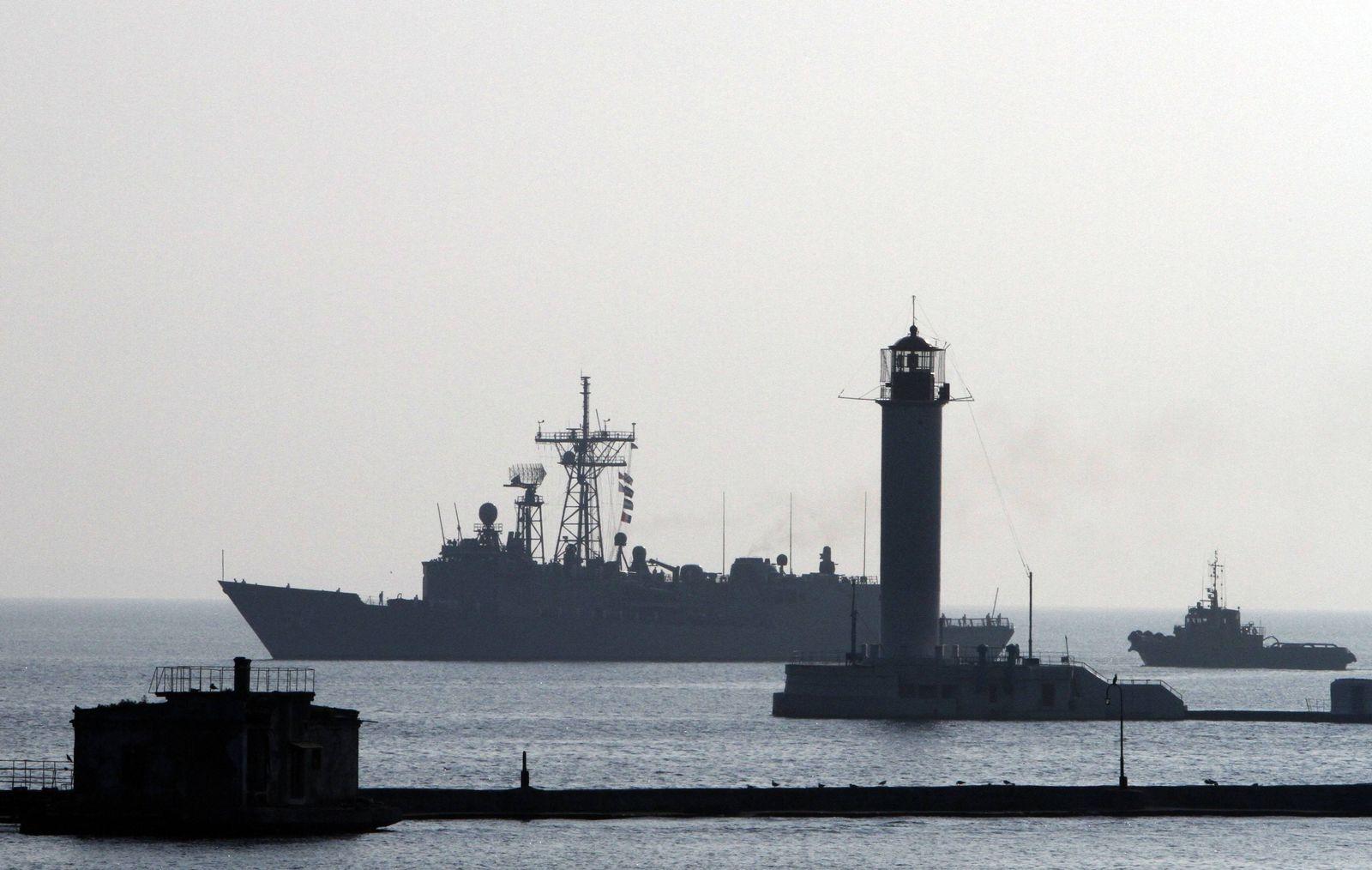 Ukraine USA kriegsschiff