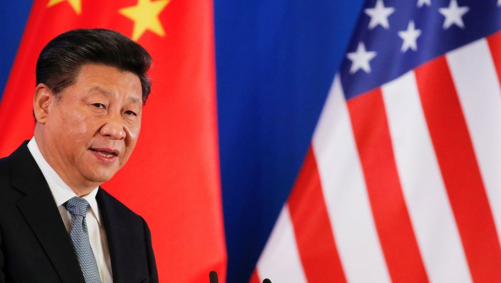US-chinesisches Spitzentreffen: Kims Raketen, Pekings Container