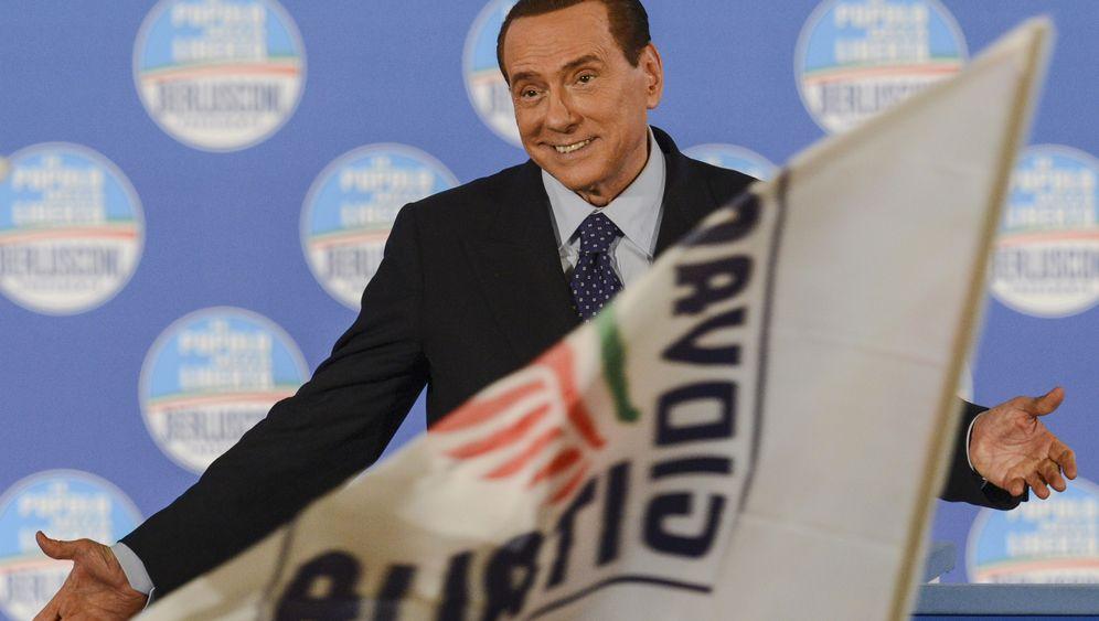 Wahlkämpfer Berlusconi: Mann der unmöglichen Versprechen