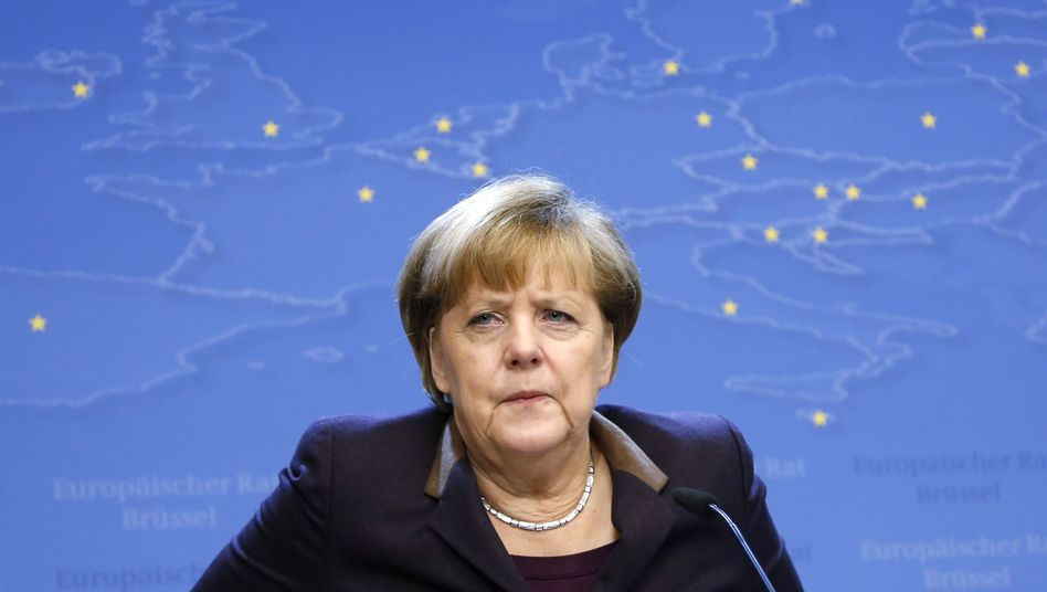 Chancellor Angela Merkel broke her pelvis in a skiing accident.