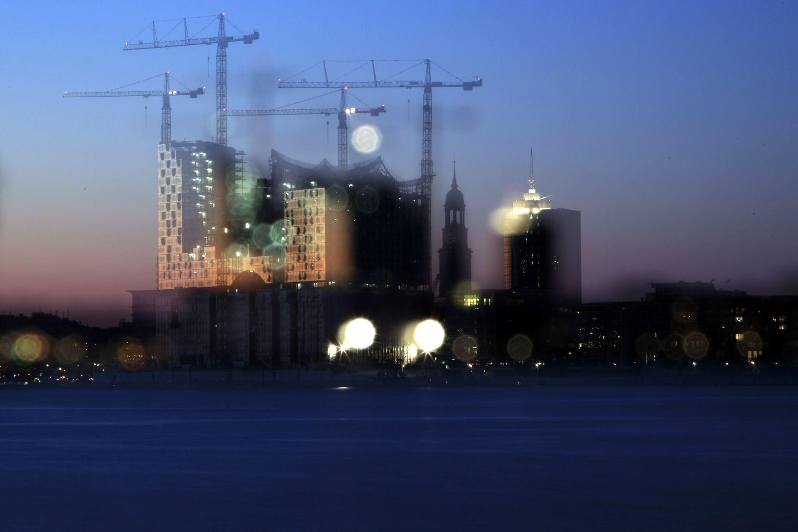 NICHT VERWENDEN Elbphilharmonie / Hamburg