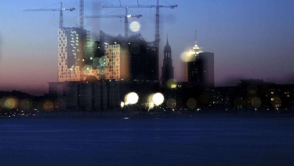 Zukunft weiter im Ungewissen: Hamburger Elbphilharmonie-Baustelle