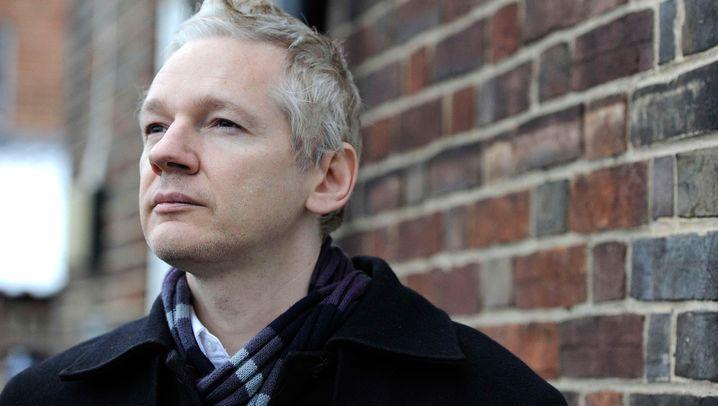 Julian Assange in der Botschaft: So hat sich der WikiLeaks-Gründer verändert