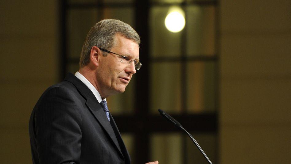 """Präsident Wulff: """"Bunte Republik Deutschland"""""""