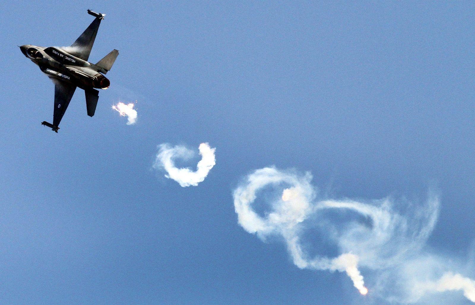 Greek Air Force celebration 100th anniversary