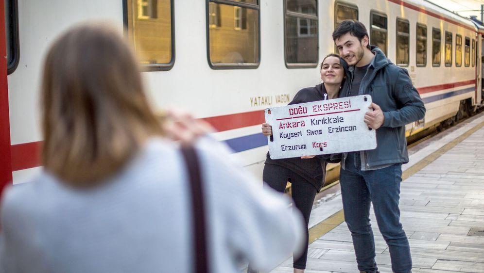 Türkei per Zug: Instagram-Phänomen Ost-Express