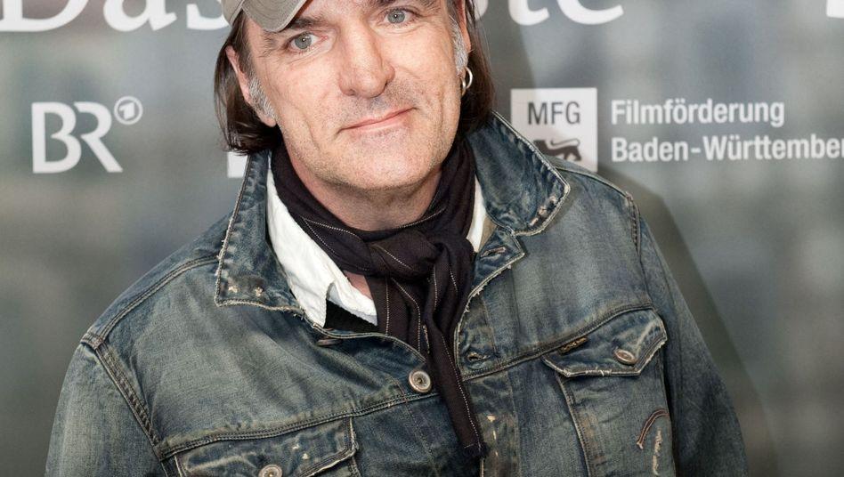 """Andreas Hoppe 2012 in Berlin: """"Der 'Tatort' verliert seine Einzigartigkeit"""""""