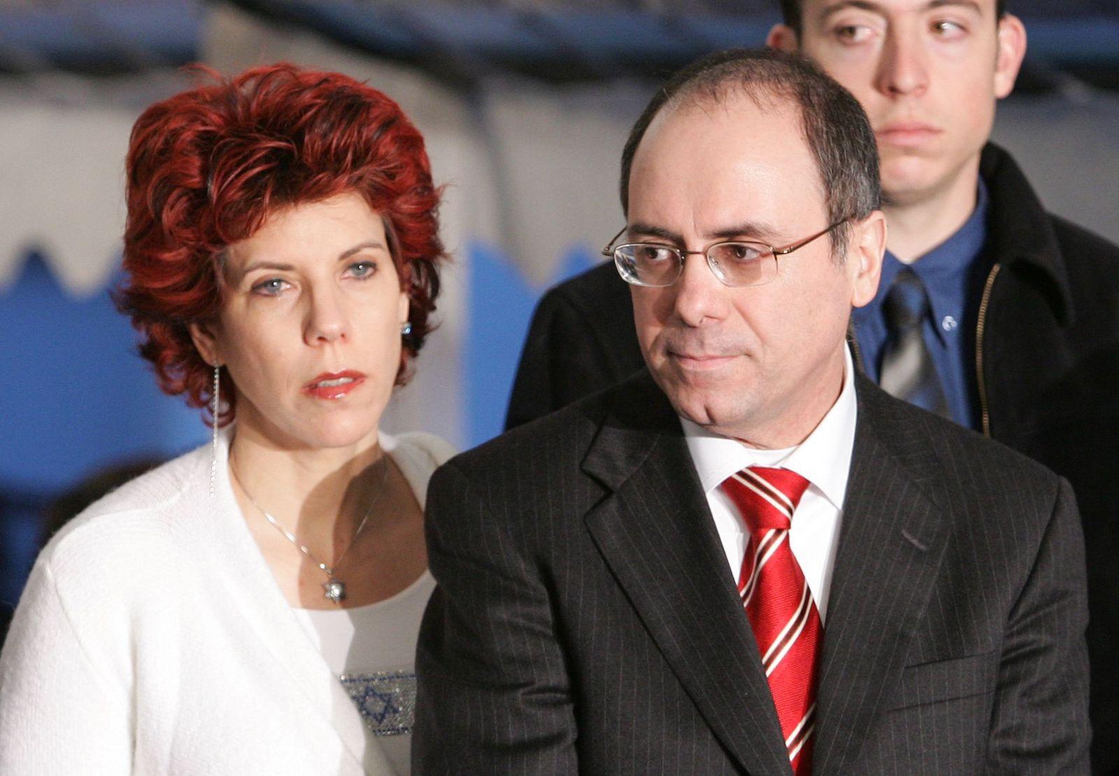 Judy Shalom Nir-Mozes/ Silvan Shalom