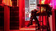 Lockdown im Rotlichtviertel
