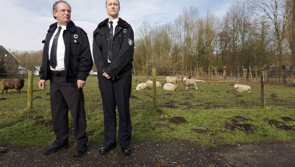 Gert-Jan van der Wal und Patricia Zohlandt: Die ersten Tierpolizisten Hollands