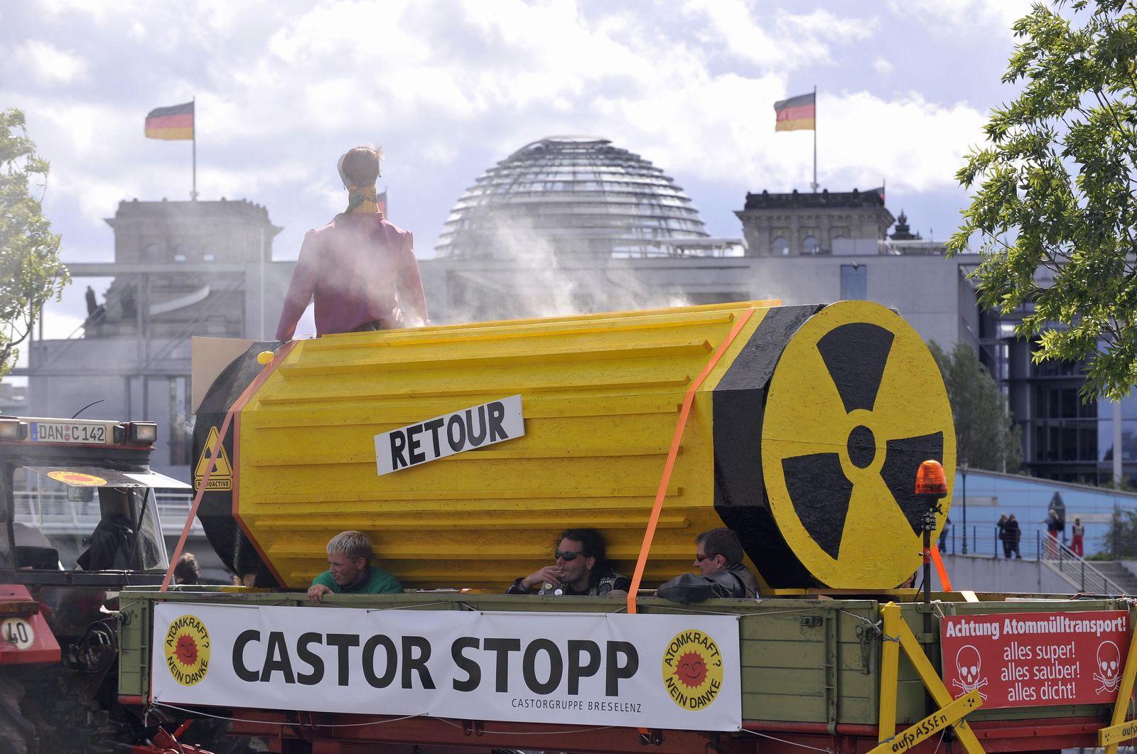Atomkraft / Demonstration / Berlin #4