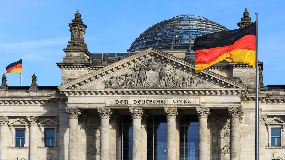 Reichstagsgebäude in Berlin: »Die bisher konstruktiv verlaufenden Gespräche aufgekündigt«
