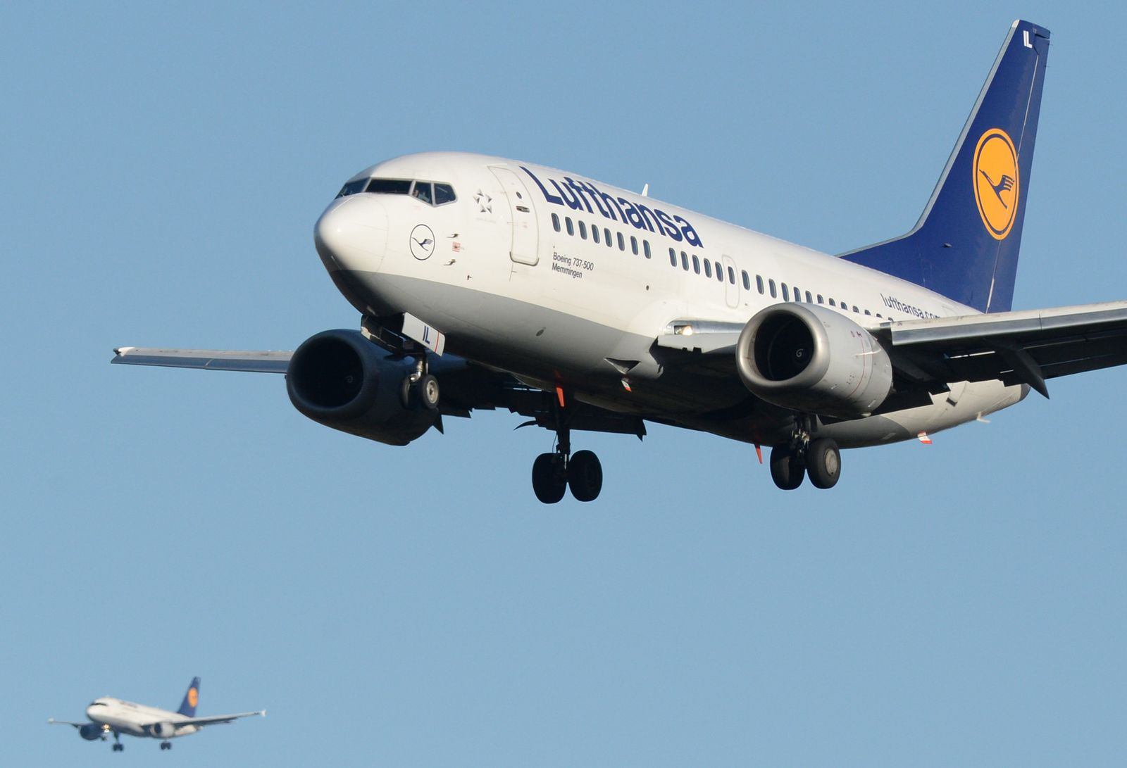Flughafen Frankfurt am Main Lufthansa
