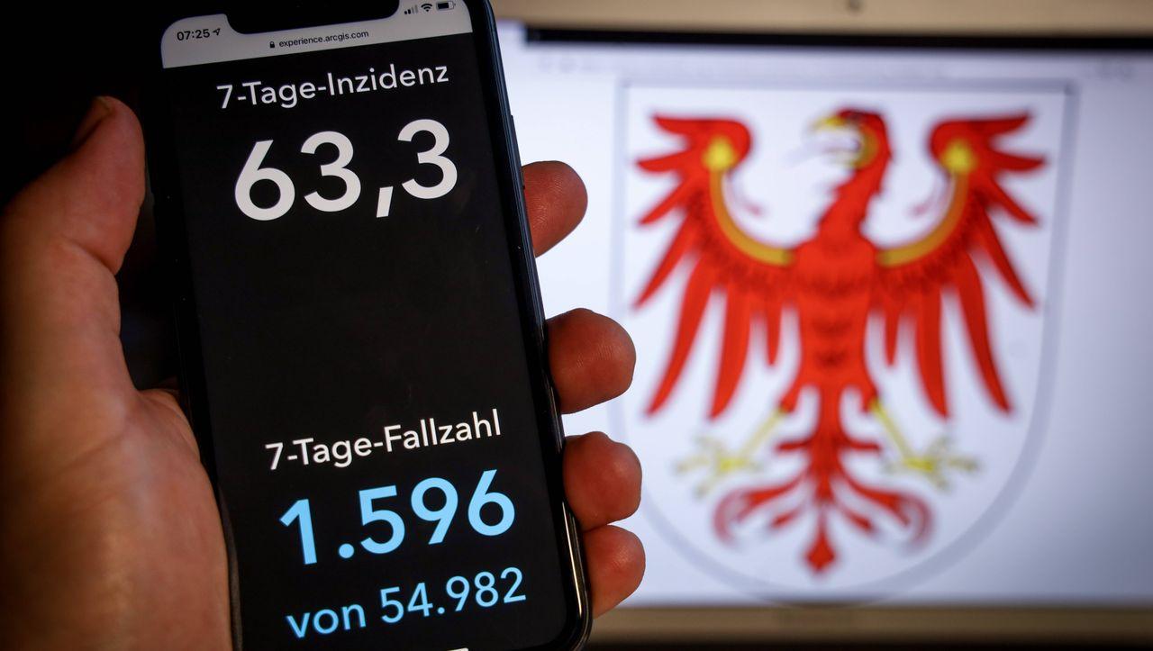 Corona-Beschlüsse: Brandenburg will Inzidenz-Notbremse auf 200 erhöhen - DER SPIEGEL