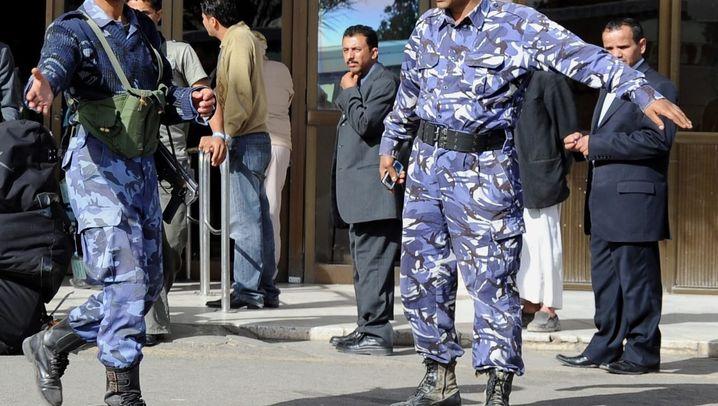 Jemen: Im Visier der Anti-Terror-Kämpfer
