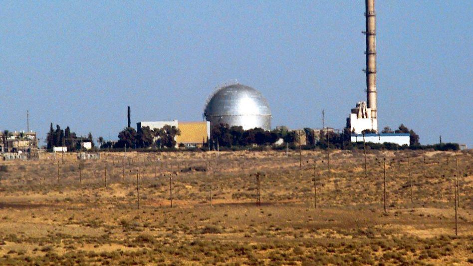 Atomreaktor in Dimona: Israel soll dem Apartheid-Regime die Bombe in Aussicht gestellt haben