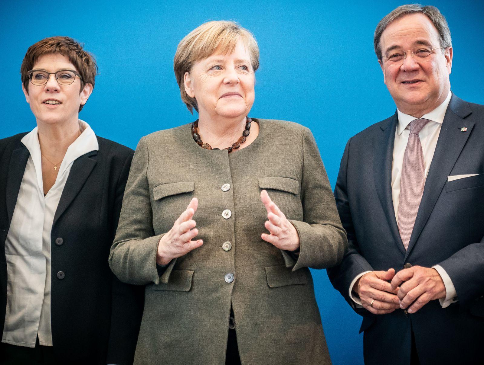 CDU nach der Hamburg-Wahl