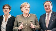 Merkels Schuld und Chance