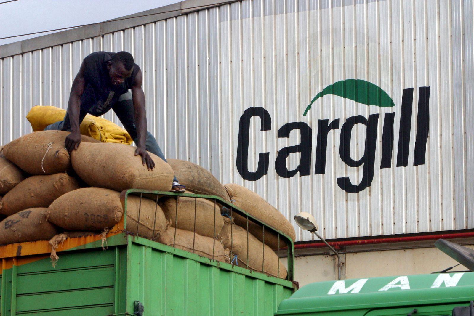 Cargill / Kakaobohnen / Kakao