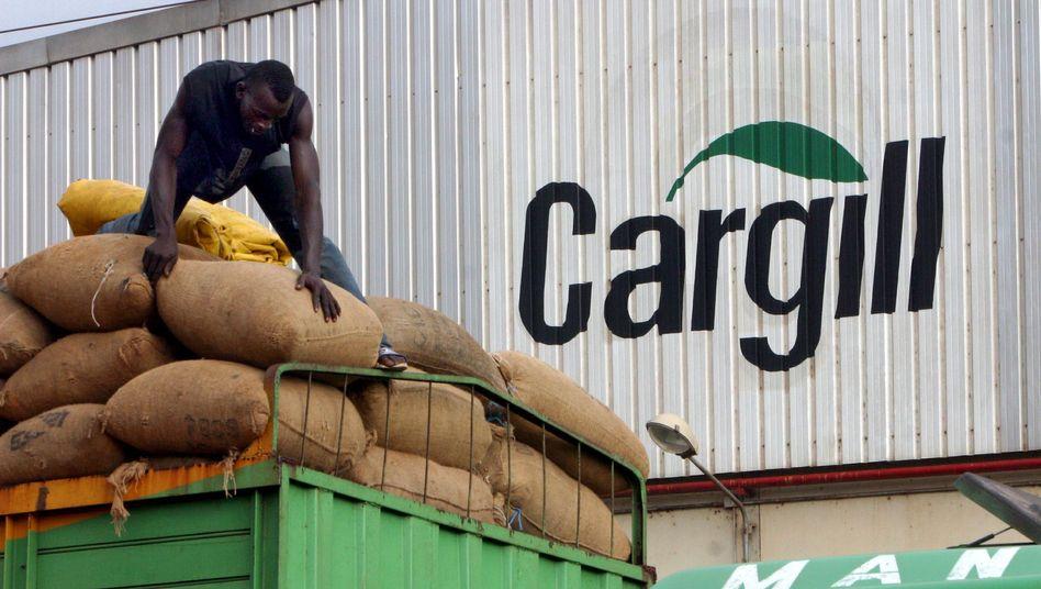 Kakaolager in San Pedro: Die Elfenbeinküste ist der weltweit größte Kakaoexporteur