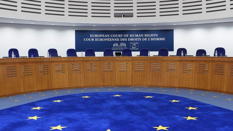 Der Europäische Gerichtshof für Menschenrechte hat seinen Sitz in Straßburg