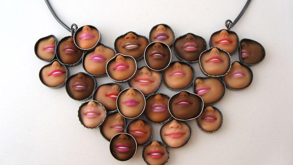 Designerschmuck: Sterling-Silber und Barbie-Puppen
