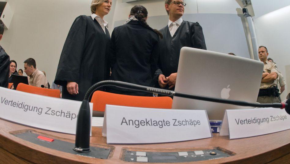 OLG München: Aussage von Beate Zschäpe für Dezember angekündigt