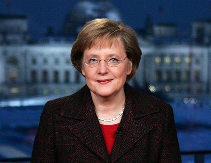 """Angela Merkel: """"In zehn Jahren wieder an die Spitze Europas"""""""