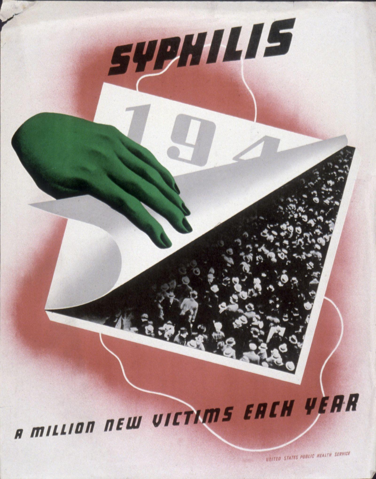 Syphilis 1940 / USA