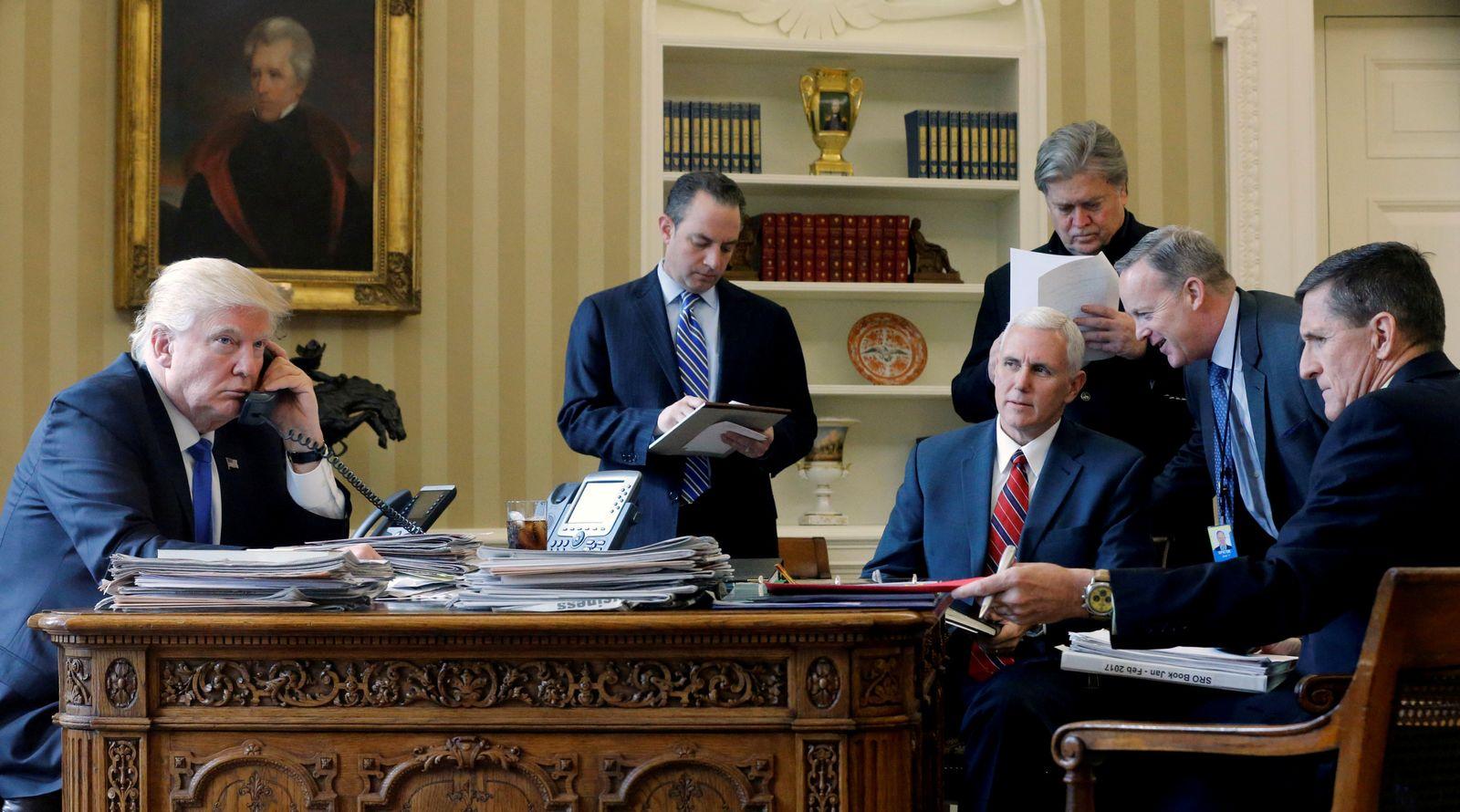 Michael Flynn / Trump / Putin