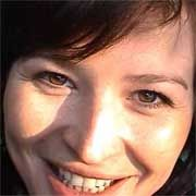 Moderatorin Katrin Bauerfeind: Wird den rechteckigen Medien wohl treu bleiben